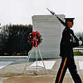 Tomb Of The Unknown Soldier by D Hackett