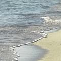 Waves Crashing by Shannon Turek