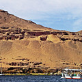 Tombs Of The Nobles Aswan by Debbie Oppermann
