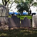 Tombstones by Kelley King