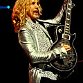 Tommy Shaw Of Styx by David Patterson