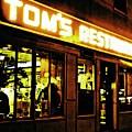 Tom's Restaurant by Sarah Loft