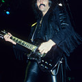 Tony Iommi Of Black Sabbath by Rich Fuscia