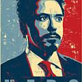 Tony Stark by Caio Caldas