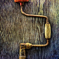 Tools On Wood 58 by YoPedro