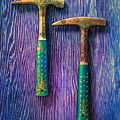 Tools On Wood 65 by YoPedro