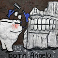 Tooth Angelo by Anthony Falbo
