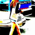 Top Model In Manhattan by Funkpix Photo Hunter