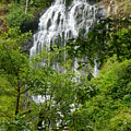 Top Of Munson Creek Falls by Gallery Of Hope