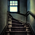 Top Of The Stairs by Scott Norris
