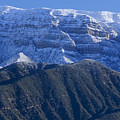 Topa Topa Bluff by Soli Deo Gloria Wilderness And Wildlife Photography