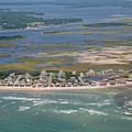 Topsail Island Migratory Model by Betsy Knapp