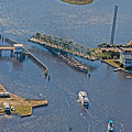 Topsail Swing Bridge by Betsy Knapp