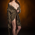 Toriwaits Nude Fine Art Print Photograph In Color 5078.02 by Kendree Miller