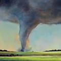 Tornado Touchdown by Toni Grote