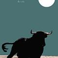 Toro Bravo  by Quim Abella