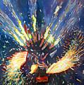 Toro De Fuego by Aymeric NOA