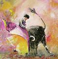 Toro Tenderness by Miki De Goodaboom