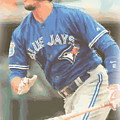Toronto Blue Jays Troy Tulowitzki by Joe Hamilton