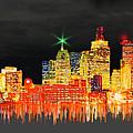 Toronto, Canada by Edelberto Cabrera