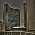 Toronto City Hall by Rick Couper