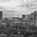 Toronto Cityscape From Above by John McGraw