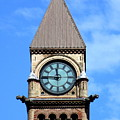 Toronto Clock Tower by Randall Weidner