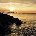Toronto Lakeshore Vortex - by Georgia Mizuleva