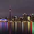 Toronto Lights by Susan Morison