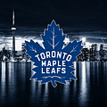 Toronto Maple Leafs Nhl Hockey by Nicholas Legault