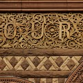 Toronto Old City Hall - Sandstone Work - 2 by Hany J