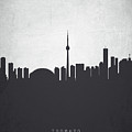 Toronto Ontario Cityscape 19 by Aged Pixel