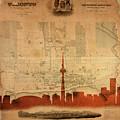 Toronto Skyline 36 by Andrew Fare