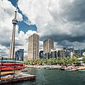 Toronto - Skyline / Harbourfront by Alexander Voss