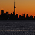 Toronto Skyline by Joe  Ng