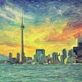 Toronto  by Zapista Zapista