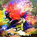 Toroscape 06 by Miki De Goodaboom