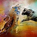 Toroscape 42 by Miki De Goodaboom