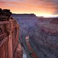 Toroweap Sunrise by Eric Foltz