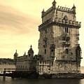 Torre De Belem by Victor Carvalho