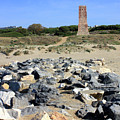 Torre De Los Ladrones At Cabopino by Kevin Richardson