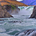 Torres Del Paine 001 by Bernardo Galmarini