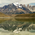 Torres Del Paine by Alan Toepfer