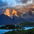 Torres Del Paine National Park, Chile by Rod Jellison