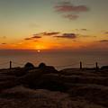 Torrey Pine Glider Port Sunset by Jeremy McKay