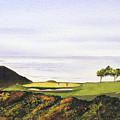 Torrey Pines South Golf Course by Bill Holkham