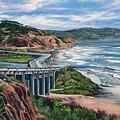 Torrey's Bridge by Lisa Reinhardt