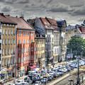 Torstrasse Berlin by Uri Baruch