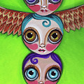 Totem Dolls by Jaz Higgins