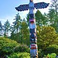 Totem Pole by Richard Jenkins